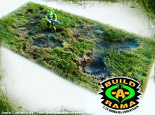 1:18 Diorama Battlefield Mat for Gi Joe Cobra Dreadnok Action Figures Arah Xd