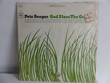 PETE SEEGER God bless the grass CL 2432