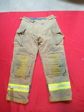 Mfg 2011 Morning Pride 36 X 33 Fire Fighter Turnout Pants Bunker Gear Rescue