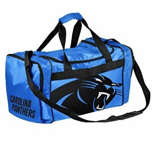 Carolina Panthers Duffle Bag Gym Swimming Carry On Travel Luggage Sports Tote