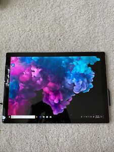 Microsoft Surface Pro 6 128gb, 8gb, i5 In Silver!  US Seller! A9