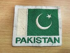 PAKISTAN PATCH ARMY MILITARY POLICE BADGE SHOULDER PATCHES INSIGNIA