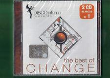 CHANGE THE BEST OF DISCOINFERNO PRESENTS DOPPIO CD NUOVO SIGILLATO