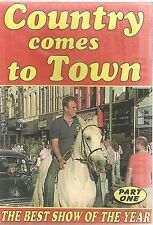 COUNTRY COME TO TOWN - PORTADOWN - PART ONE - FARMING -  DVD  - FREE POST IN UK