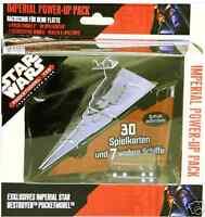 Star Wars Pocketmodel Basis Set Starter Deck DEUTSCH Sammelkarten + Modelle