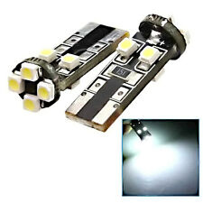 T10 501 W5W CAR SIDE LIGHT BULBS ERROR FREE CANBUS 8 SMD LED XENON HID Pro