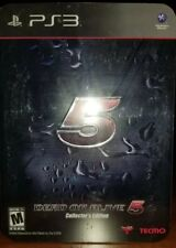 DEAD OR ALIVE 5 COLLECTORS EDITION (Sony PlayStation 3) - NO GAME