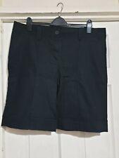 BHS Size 20 Black Shorts