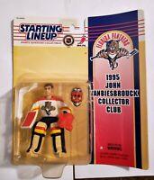 Starting Lineup 1995 JOHN VANBIESBROUCK Collector Club action figure SLU NHL