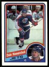1984-85 O-Pee-Chee Dale Hawerchuk #339