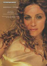 Madonna  Frozen US  Sheet Music