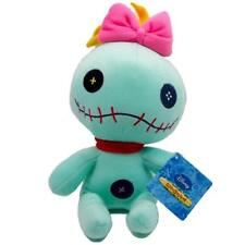 Official Disney Lilo & Stitch Scrump Plush Soft Cuddle Stuffed Toys Doll 10""