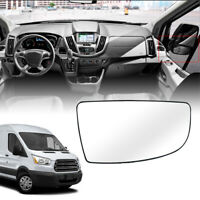Wing Mirror Small Lower Glass Right Driver Side 2014 On Fits Ford Transit MK8