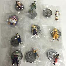 Bandai Dragon Ball Z Full Color R Part 1 Mini Figure 10 pcs Full Set Japan