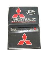 1997 Mitsubishi Eclipse Factory Original Owners Manual Portfolio #42