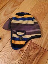 Gap Kids Boy's Heavy Fleece Trapper Hat, Size S/M