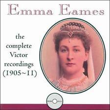 Emma Eames: The Complete Victor Recordings (1905-1911) (CD, Nov-1995, 2 Discs, R