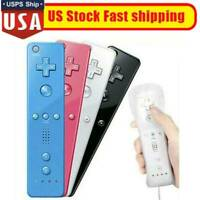 USA 2 IN 1 Built Remote Controller For Nintendo Wii WiiU