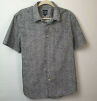 Sportscraft Regular Fit Short Sleeve Men's Shirt Size L