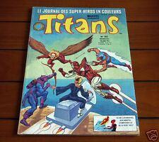 TITANS N°102 1987 Marvel LUG - TTBE !