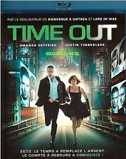 TIME OUT- Blu-Ray - VF - NEUF