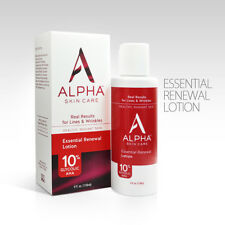 ALPHA Skin Care Essential Renewal Lotion 4oz/118ml