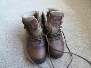 BRASHER BERGHAUS 'HILLMASTER' WOMEN'S HIKING/WALKING BOOTS - SIZE 7