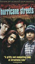 Hurricane Streets (VHS) Shawn Elliott, L.M. Kit Carson; Morgan J. Freeman
