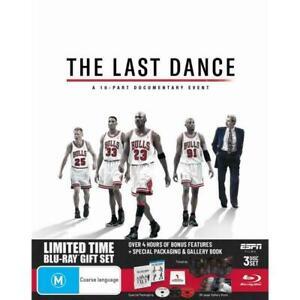 The Last Dance Limited Edition Blu-ray Gift Set BRAND NEW Region B