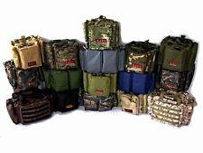 "Range Bag 20"" NATO Tactical Survival Hunting Pistol Shoot Ballistic Nylon 1200D"