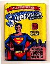 1978 Superman Series 2 Trading Card Pack