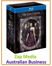 TV Shows Box Set The Vampire Diaries DVDs & Blu-ray Discs