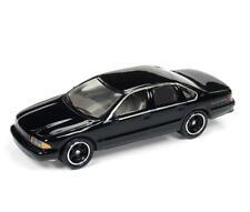 Johnny Lightning 1/64 1996 Chevrolet Impala SS Diecast Model Black (JLSP006 A)