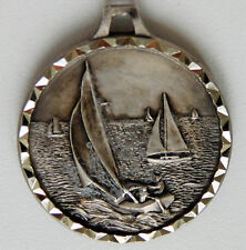 Vintage Deauville yachting medal medallion yacht race sea sailing sport