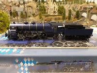 Roco 69360 HO Royal Bavarian Railways Steam Locomotive, 3 Rail, Digital