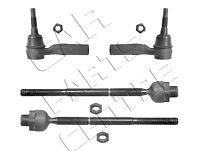 FOR JEEP GRAND CHEROKEE WH WK COMMANDER INNER RACK ENDS OUTER TRACK TIE ROD ENDS