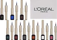 L'Oreal Paris Matte Signature Liquid Eyeliner, CHOOSE SHADE, BRAND NEW