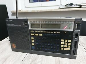 Sony ICF-2001d Receiver System Weltempfänger AIR