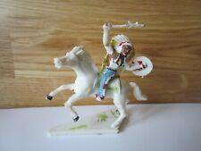 petit soldat cavalier indien lance   monobloc reamsa pech cescent chériléa
