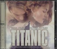 Titanic Ost - Celine Dion/James Horner Cd Perfetto