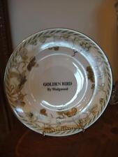 """Wedgwood Golden Bird 9"""" Accent  Plate New"""