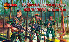US SPECIAL OPERATION FORCES (GREEN BERETS), VIETNAM WAR 1/32 MARS FIGURES 32008