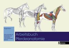 Arbeitsbuch Pferdeanatomie   Maggie Raynor   2017   deutsch   NEU