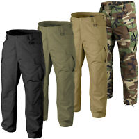 Tactical Pants Helikon Tex SFU Next Combat Cargo Trousers Military Olive Black