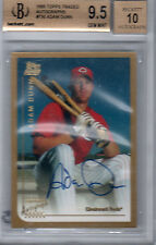 1999 TOPPS TRADED AUTO ADAM DUNN RC BGS 9.5 W/ 10 A'S!