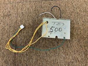Vintage M&S Systems TE-3 Intercom transformer; works/tested