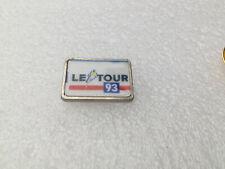 Pins CYCLISME Vélo TDF Le Tour De France 93