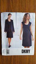 Vogue Pattern 2334 DKNY Jaket & Dress size 14