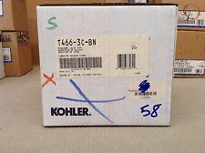 Kohler K-T466-3C Memoirs Pressure Balancing Valve Trim-CROSS HANDLE- NICKEL