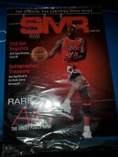 NEW SMR Sports Market Report PSA/DNA Guide Magazine MICHAEL JORDAN AUGUST 2020